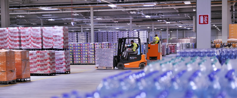 Aldi Main Distribution Centre