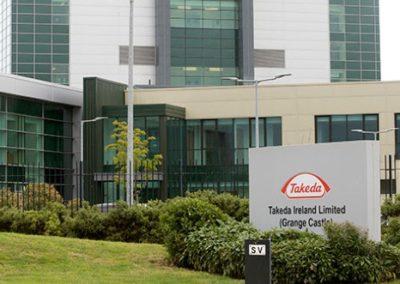 Takeda Pharmaceutical – Grangecastle Dublin