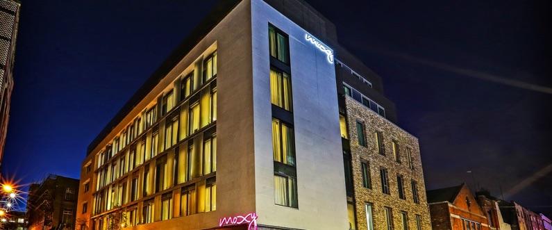 Moxy Hotel – Dublin
